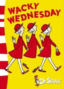 Wacky Wednesday : Green Back Book, Paperback Book