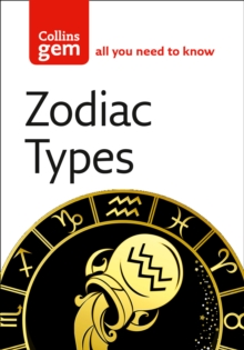 Zodiac Types, Paperback Book