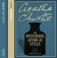 The Mysterious Affair At Styles, CD-Audio Book