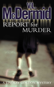 Report for Murder, Paperback Book