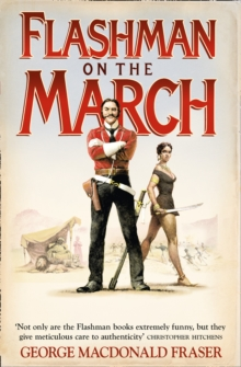 Flashman On The March, Paperback Book