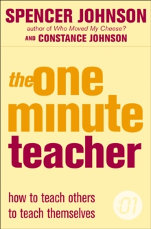 The One-Minute Teacher, Paperback Book