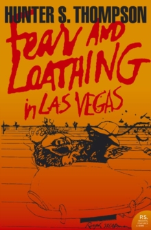 Fear And Loathing In Las Vegas, Paperback Book