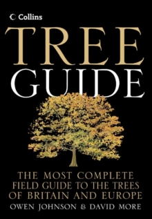 Collins Tree Guide, Paperback Book