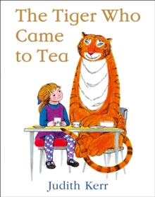 The Tiger Who Came To Tea, Paperback Book