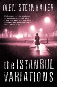 The Istanbul Variations, Paperback Book
