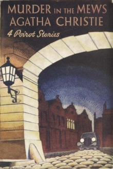 Murder in the Mews, Hardback Book