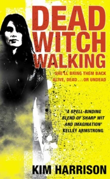 Dead Witch Walking, Paperback Book