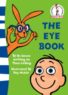 The Eye Book, Paperback Book