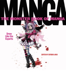 The Monster Book of Manga, Paperback Book
