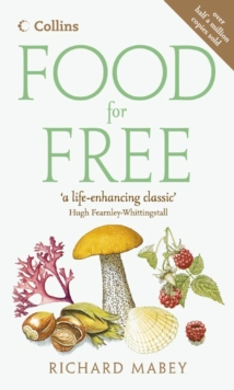 Food For Free, Paperback Book