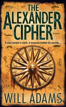 The Alexander Cipher, Paperback Book