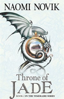 Throne of Jade, Paperback Book