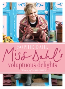 Miss Dahl's Voluptuous Delights, Hardback Book
