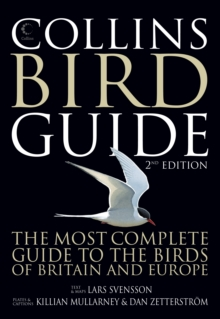 Collins Bird Guide, Paperback Book