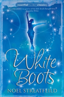 White Boots, Paperback Book