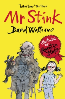 Mr Stink, Paperback Book