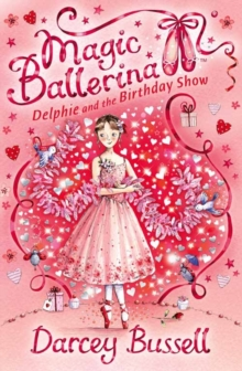 Delphie and the Birthday Show, Paperback Book