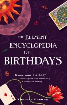 The Element Encyclopedia of Birthdays, Paperback Book