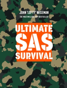 Ultimate SAS Survival, Hardback Book