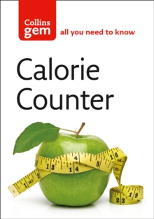Calorie Counter, Paperback Book