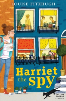 Harriet the Spy, Paperback Book