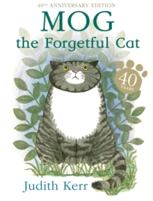 Mog the Forgetful Cat, Hardback Book