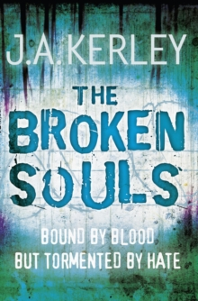 The Broken Souls, Paperback Book