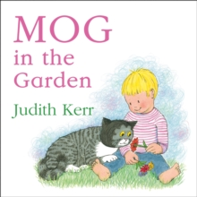 Mog in the Garden board book, Board book Book