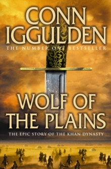Wolf of the Plains, Paperback Book