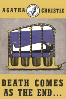 Death Comes as the End, Hardback Book