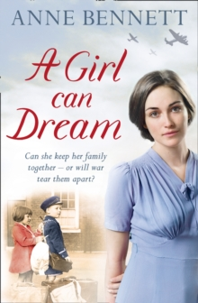 A Girl Can Dream, Paperback Book