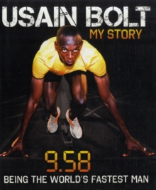 Usain Bolt : 9.58, Hardback Book