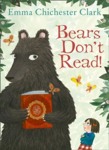 Bears Don't Read!, Hardback Book