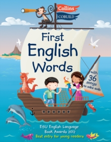 First English Words (Incl. audio CD) : Age 3-7, Paperback Book