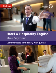 Hotel and Hospitality English : A1-A2, Mixed media product Book