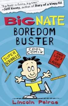 Big Nate Boredom Buster 1, Paperback Book