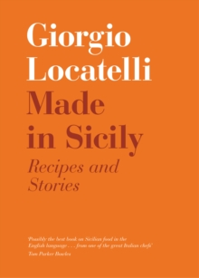 Made in Sicily, Hardback Book