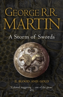 A Storm of Swords: Part 2 Blood and Gold (Reissue), Paperback Book