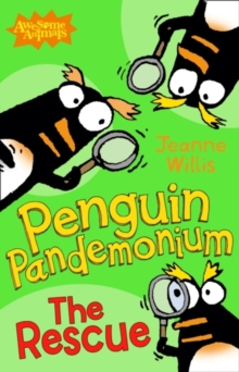 Penguin Pandemonium - The Rescue, Paperback Book