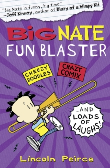 Big Nate Fun Blaster, Paperback Book