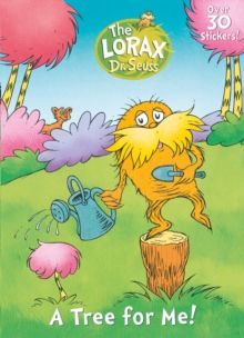 The Lorax Sticker Activity Book, Paperback Book