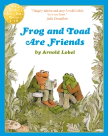Frog and Toad are Friends, Paperback Book