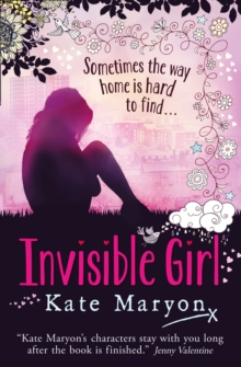 Invisible Girl, Paperback Book