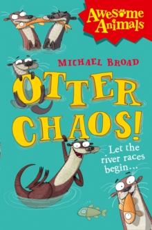 Otter Chaos!, Paperback Book