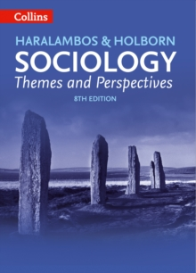 Sociology Themes and Perspectives, Paperback Book