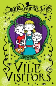 Vile Visitors, Paperback Book