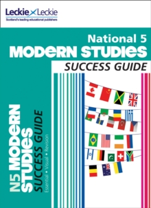National 5 Modern Studies Success Guide, Paperback Book