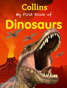 My First Book of Dinosaurs, Paperback Book