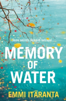Memory of Water, Paperback Book